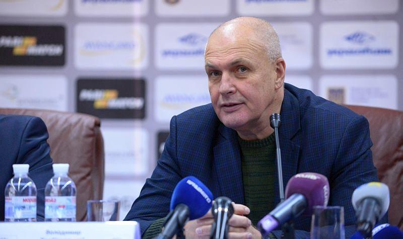 Володимир Драбіковський: в Україні побудують нові баскетбольні зали