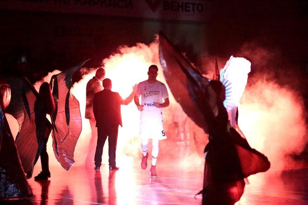 Як в Черкасах відкривали баскетбольний сезон: фото