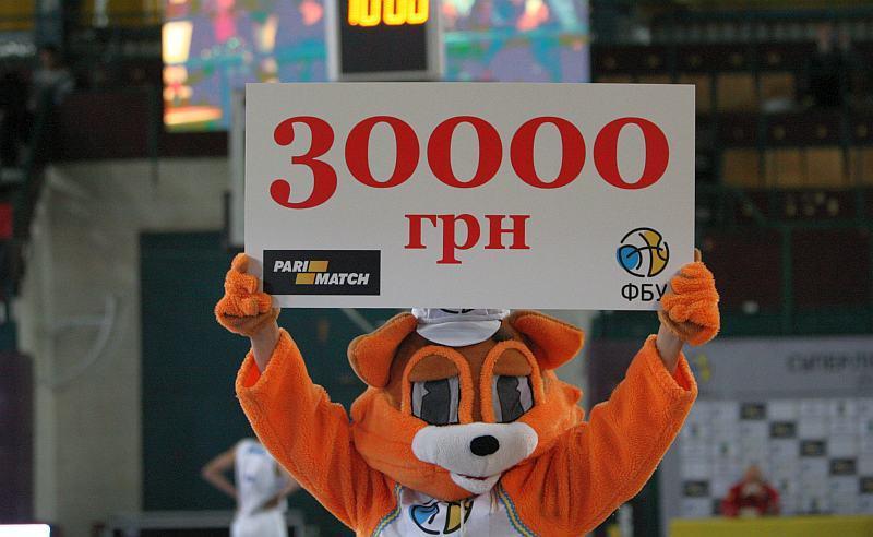 Суперприз від TM Parimatch у Києві зріс до 40 000 грн