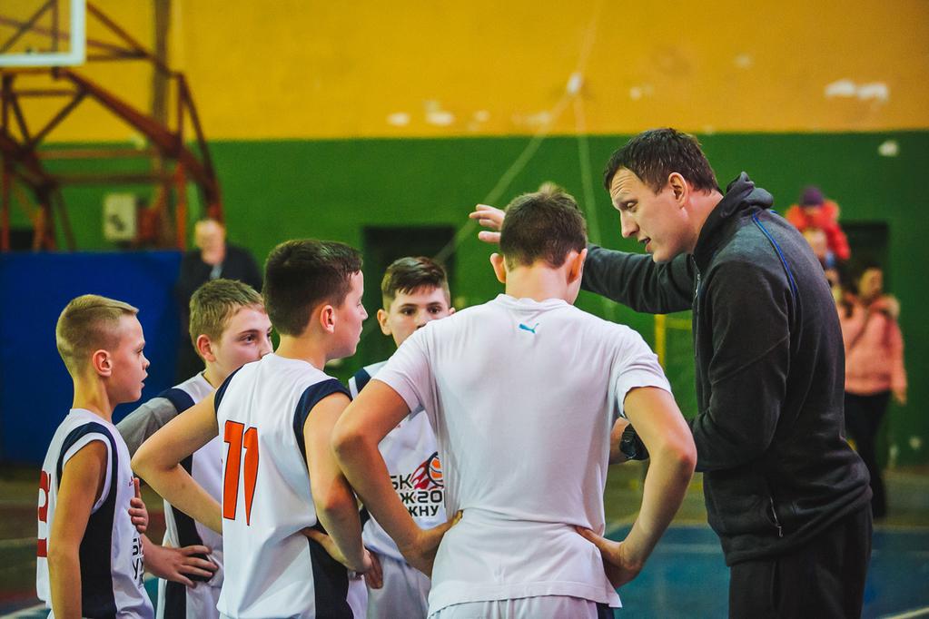 П'ять ключів до успіху для молодих тренерів