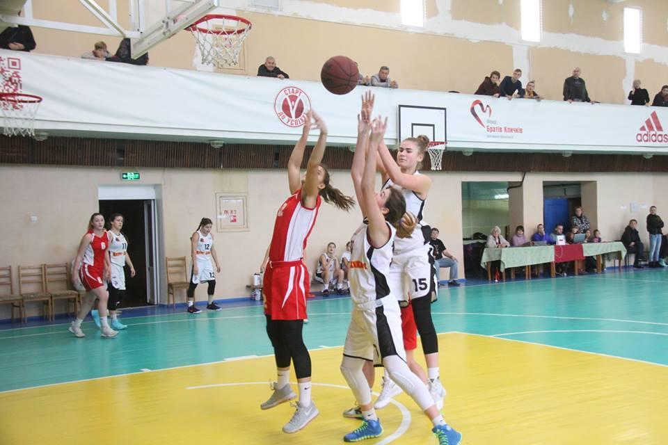 ВЮБЛ (дівчата-2001): 16 матчів у Бердянську