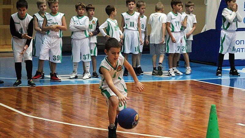 У Черкасах відбулося свято дитячого баскетболу