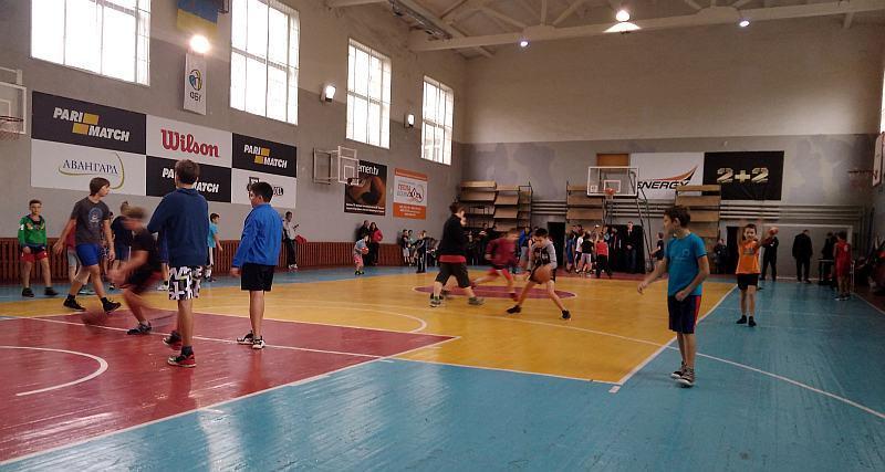 У Кременчуці відбувся дитячий турнір з баскетболу 3х3