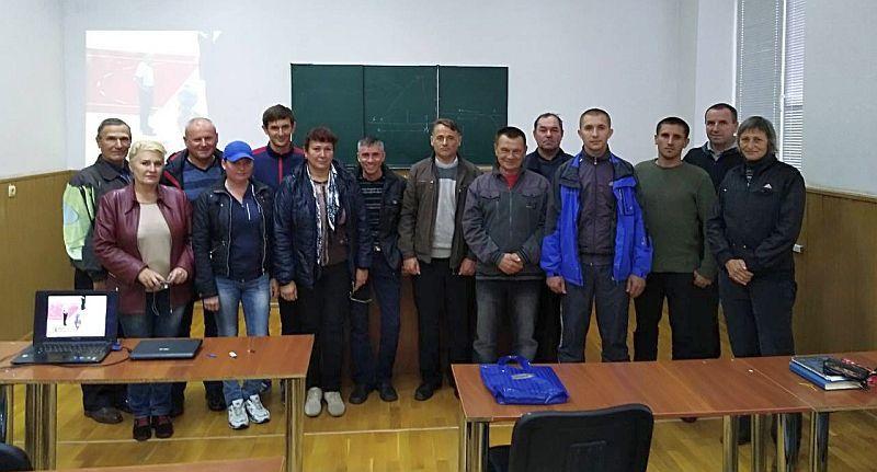 У Кропивницькому відбувся семінар ФБУ