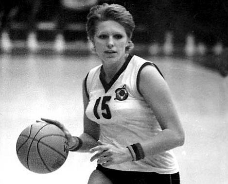 Наталка Климова: міс баскетбол