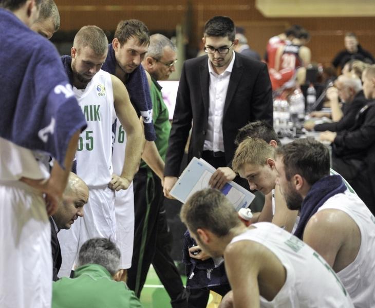 Кубок Європи FIBA. Хімік на виїзді поступився Приштині