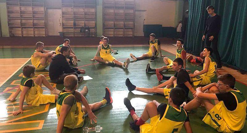 У Івано-Франківську відкрили баскетбольну академію