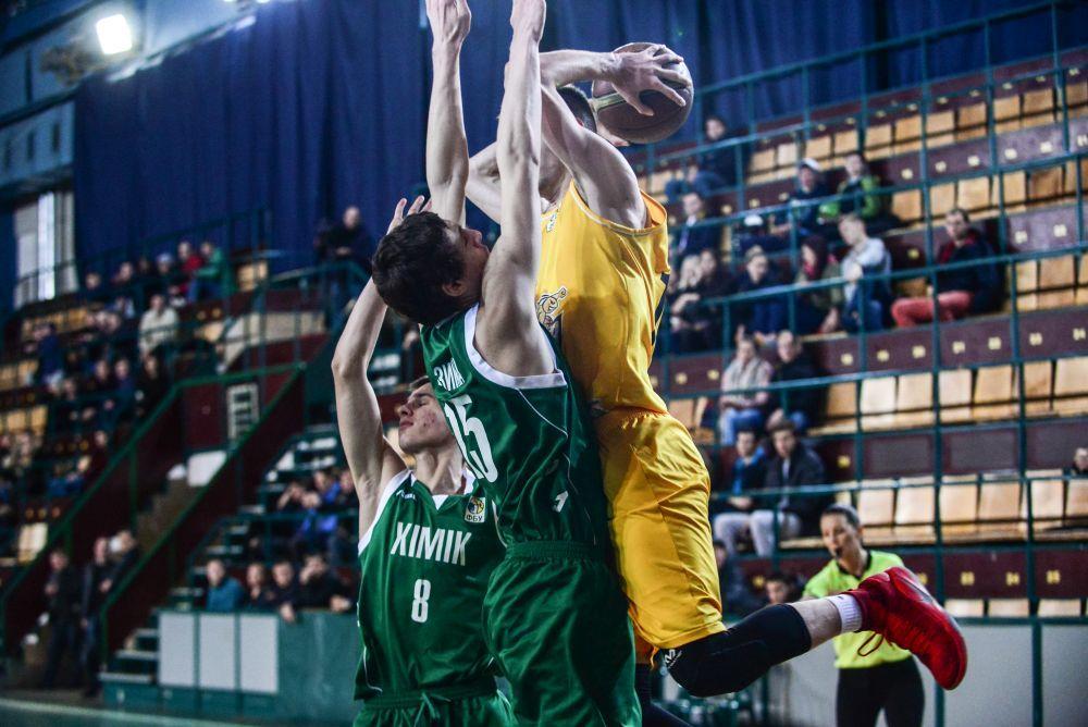 Перший матч ще не вирок - Київ-Баскет програв Хіміку-2: телерепортаж