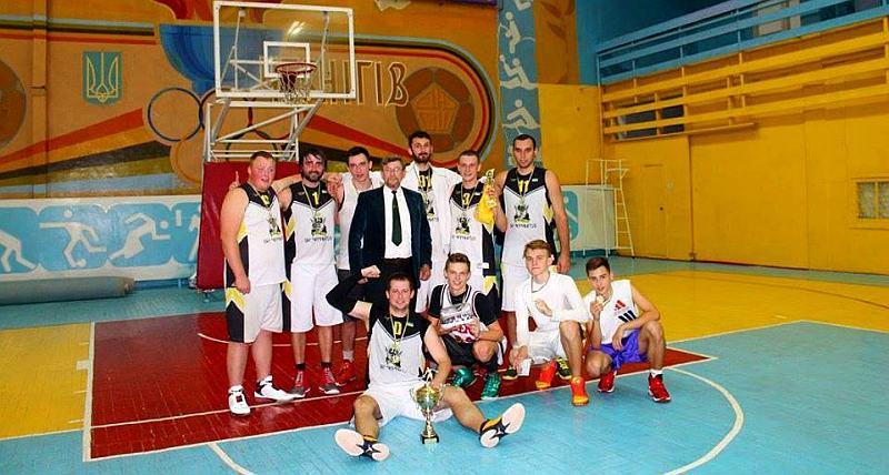 Олександр Хоменко: допоможемо мешканцям Чернігівщини полюбити баскетбол