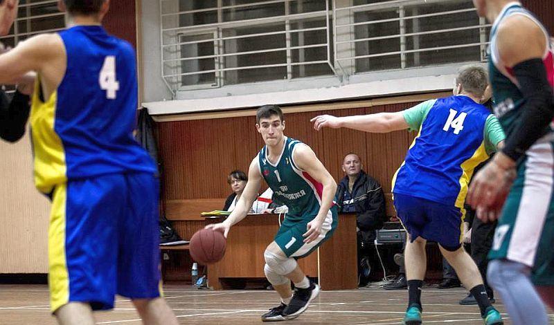 Стартував чемпіонат Запоріжжя з баскетболу