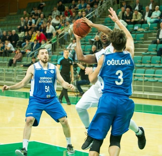 Хімік зіграє на виїзді проти Бююкчекмедже. Анонс матчу Кубку Європи FIBA