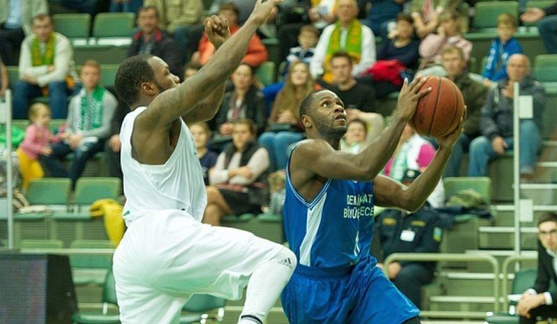 Хімік на останніх секундах поступився у Кубку Європи FIBA