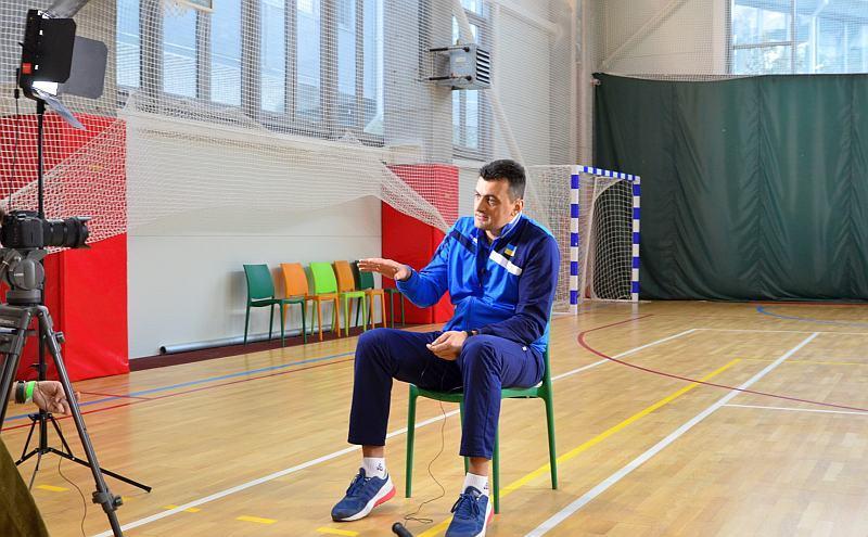 Горан Бошкович: збірна України має показати перевагу над суперниками