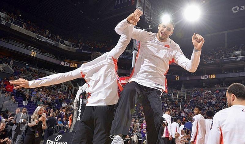 Як українець Лень зробив дабл-дабл у матчі НБА: відео