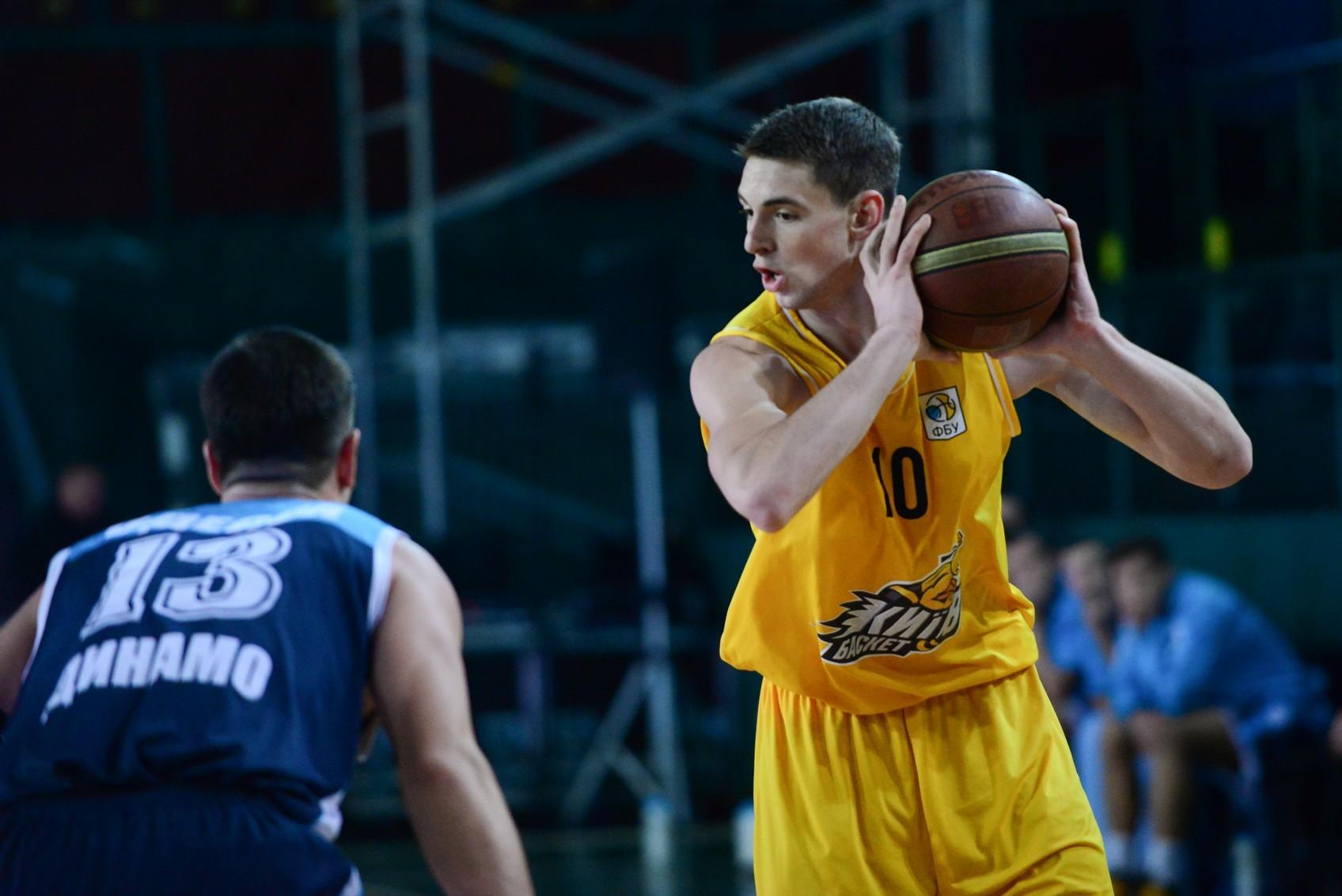 Динамо-Одеса двічі обіграло Київ-Баскет у столиці: фотогалерея