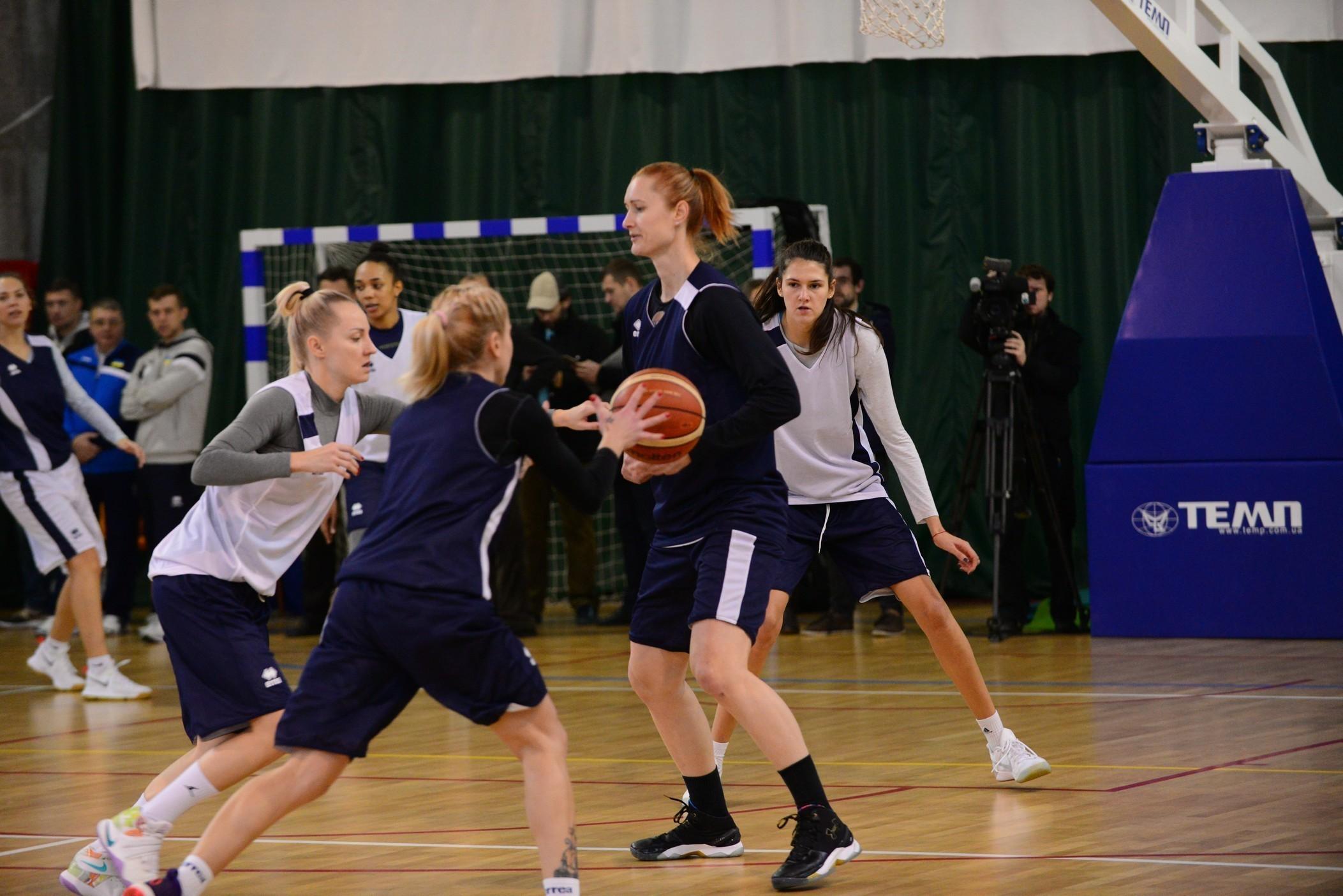 Валерія Бережинська про наступний матч Україна - Болгарія