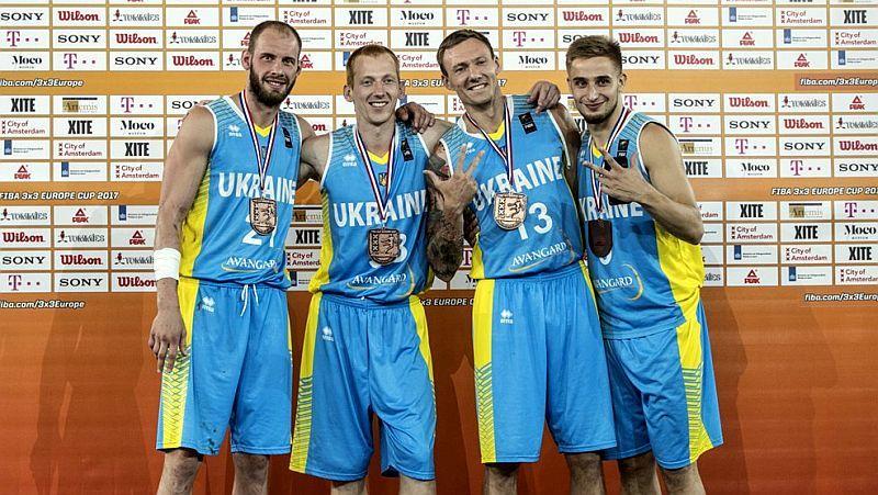 Баскетбол 3х3: збірні України в оновленому світовому рейтингу
