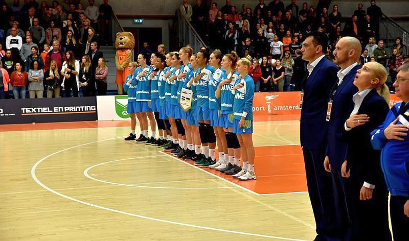 Збірна України чекає в Палаці спорту