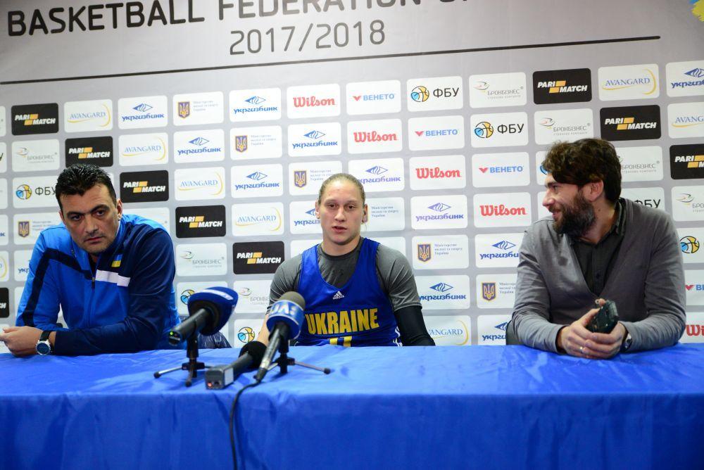 Перед матчем Україна – Болгарія: Бошкович і Ягупова поспілкувалися зі ЗМІ