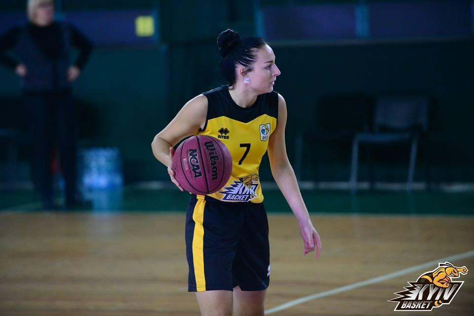 Жіноча Суперліга: Київ-Баскет здолав Вінницьких Блискавок