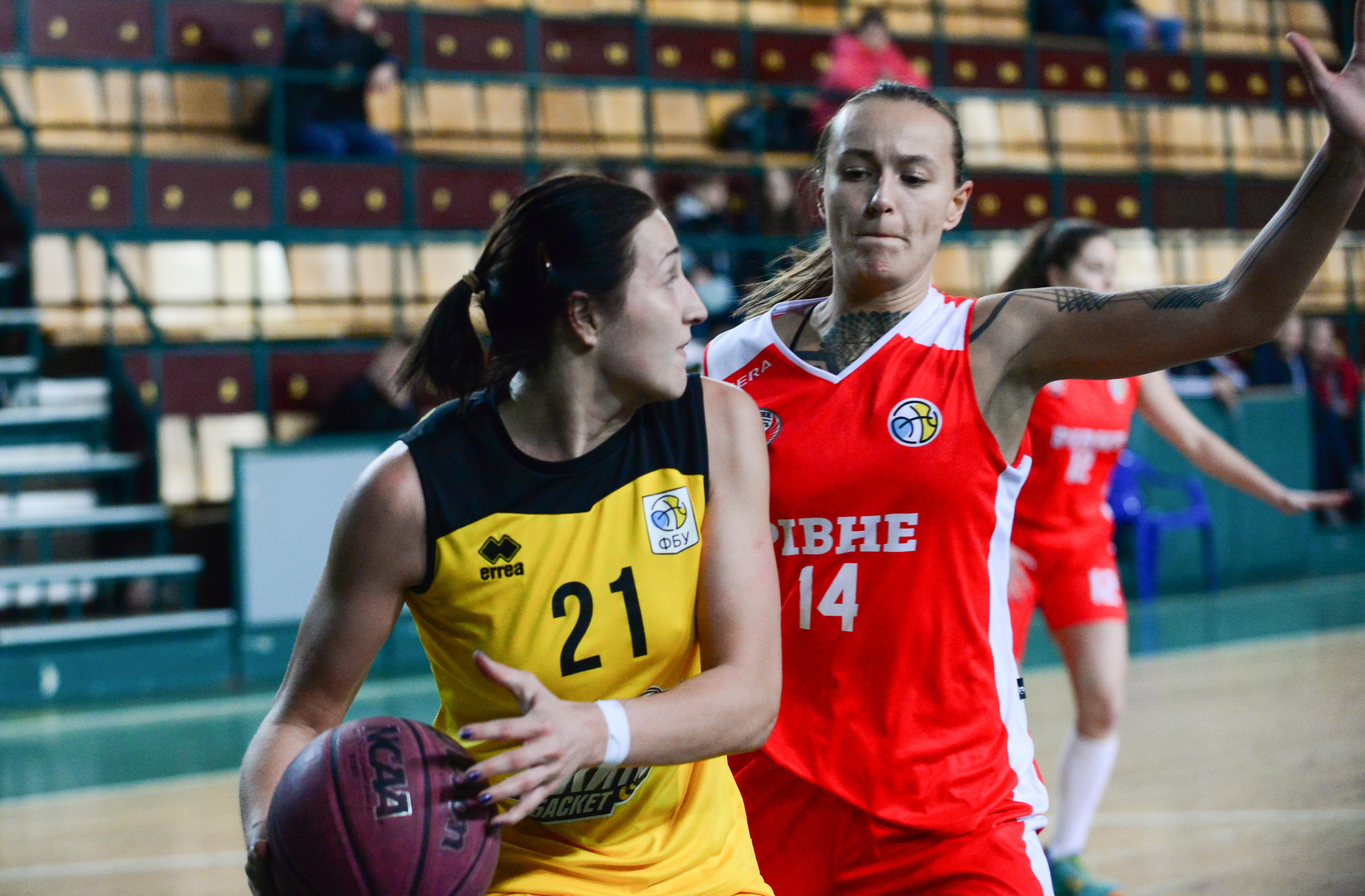 Жіноча Суперліга: перемоги Київ-Баскета і Вінницьких Блискавок