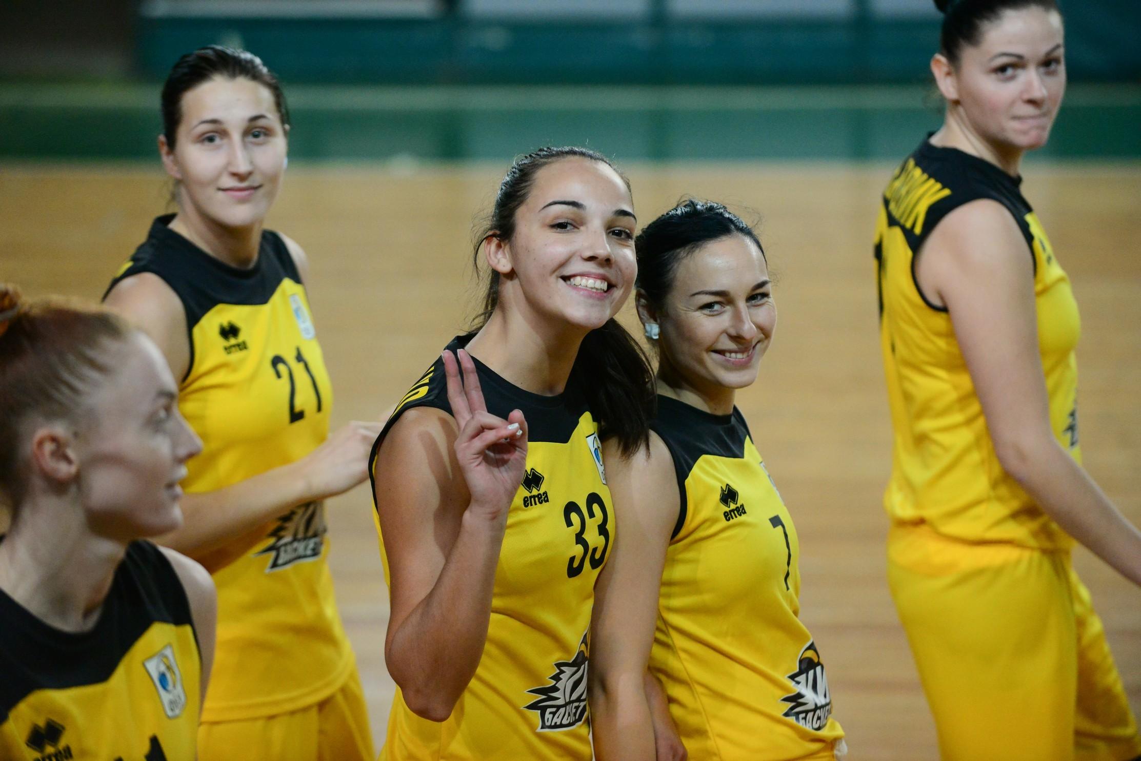 Десята перемога Київ-Баскета: фотогалерея