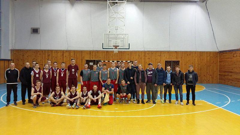 Зіграно заключні матчі СБЛУ Таскомбанк на Волині