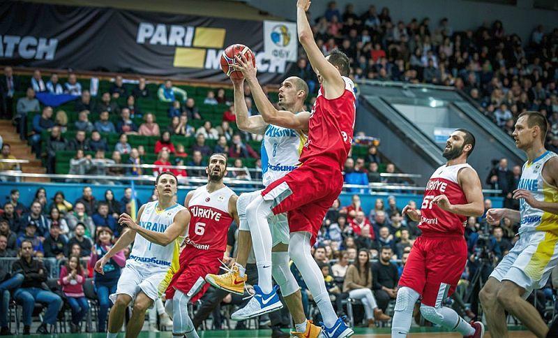 Україна зазнала домашньої поразки у матчі з Туреччиною