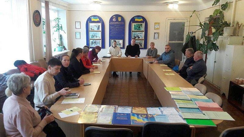 У Запоріжжі відбувся семінар для викладачів фізвиховання