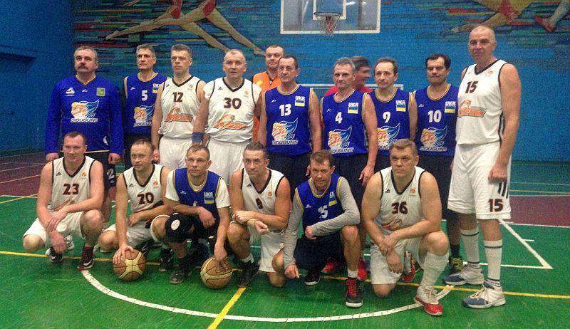 На Донеччині відбувся турнір ветеранів