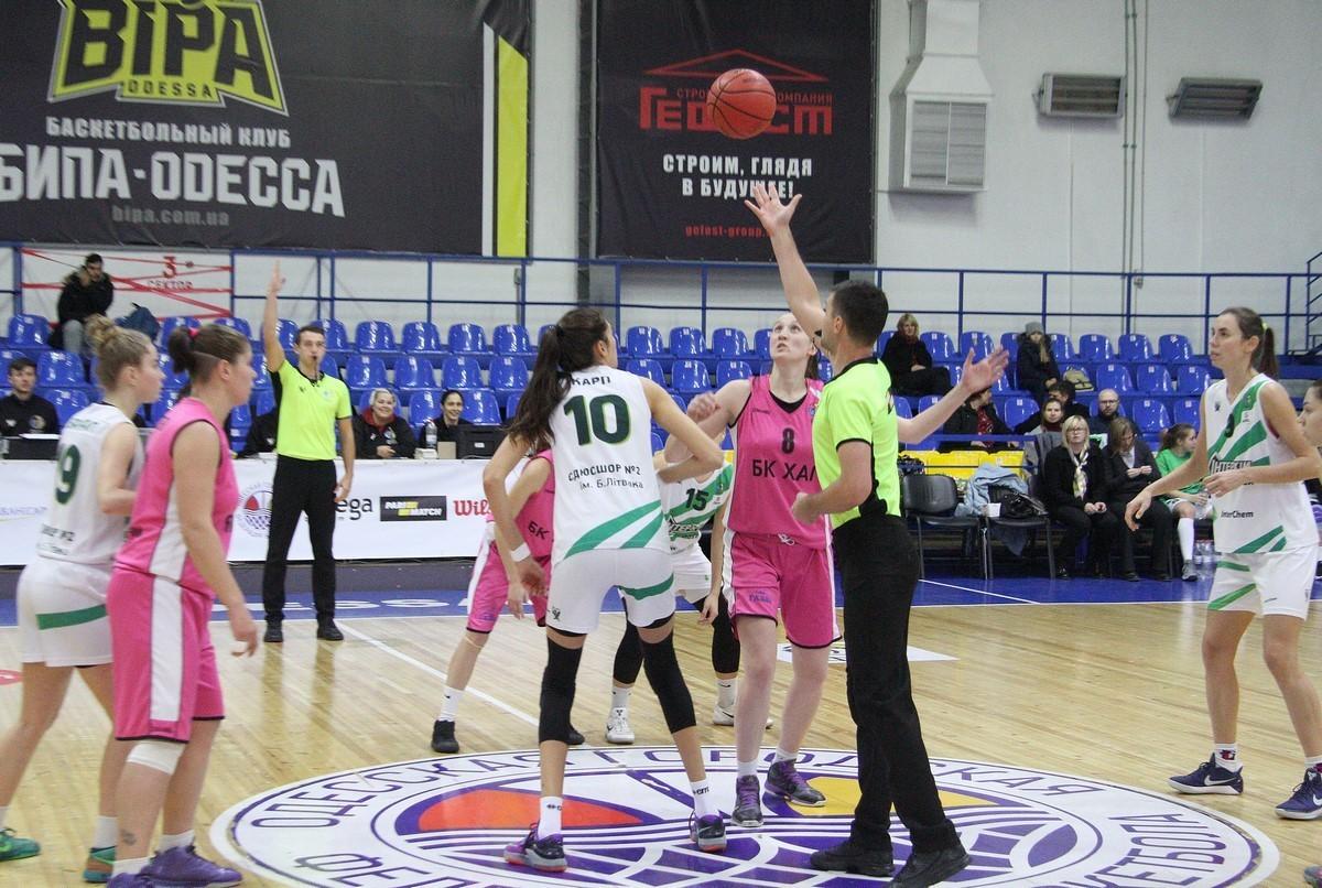 Кубок України: жеребкування 1/4 фіналу серед жінок