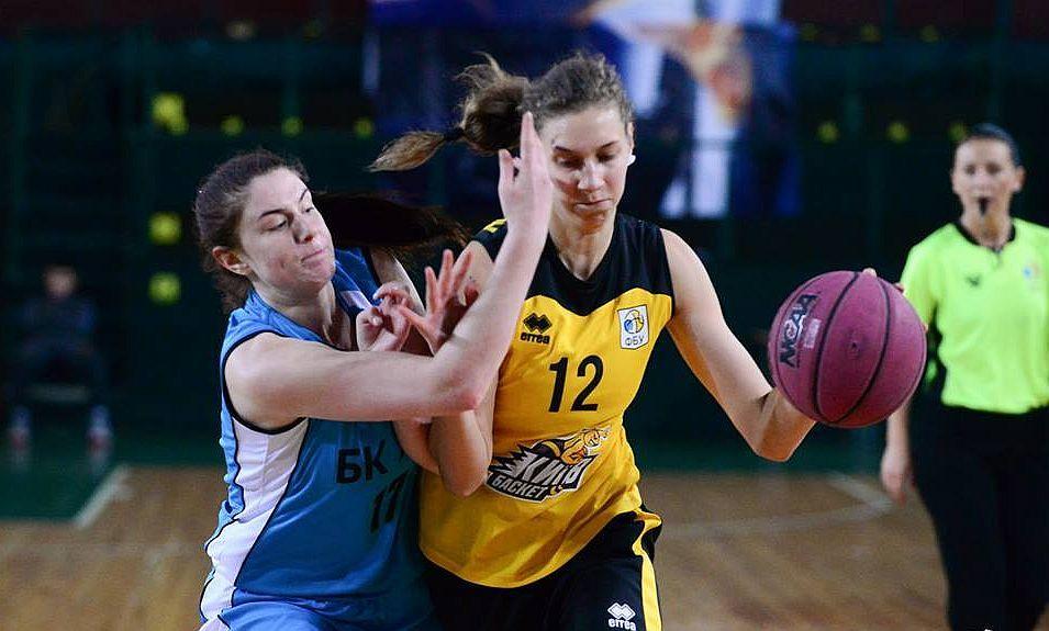 Жіноча Суперліга: Київ-Баскет продовжив переможну серію