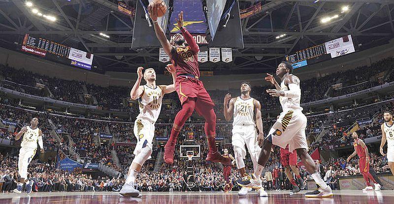 Найкращі передачі НБА за місяць: відео
