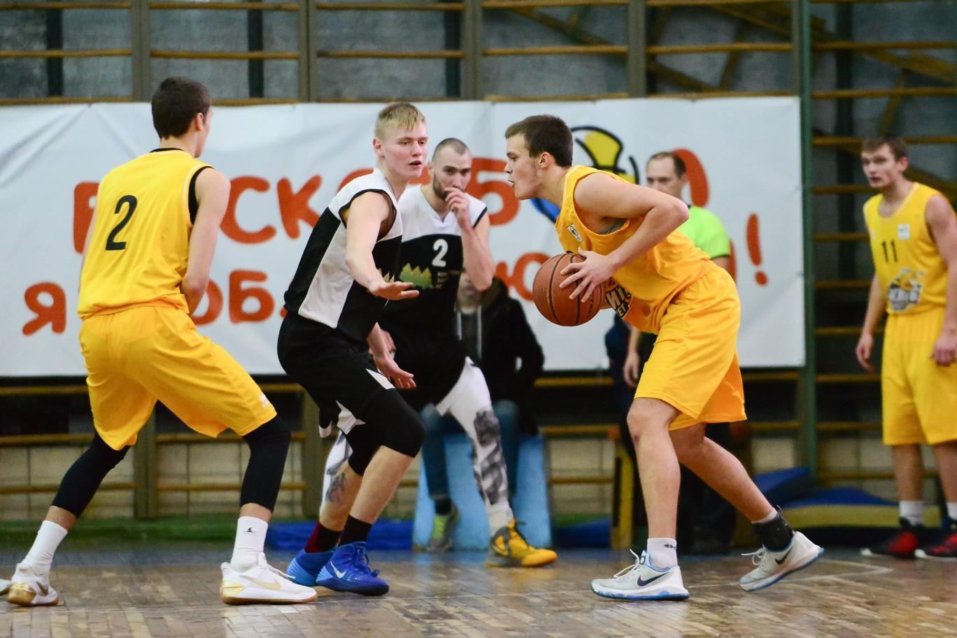 Перша перемога КСЛІ-Київ-Баскета: фотогалерея