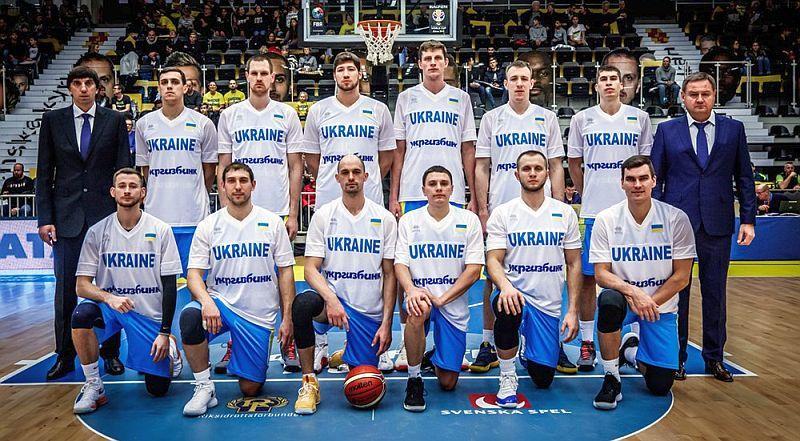 Збірна України зберегла місце в топ-20 світового рейтингу