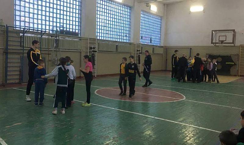 Київ-Баскет провів перший майстер-клас у столиці