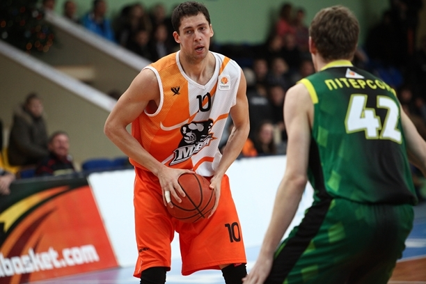 Максим Івшин – гравець команди з Мозамбіку