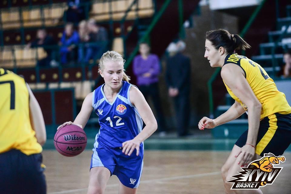 Жіноча Суперліга: Київ-Баскет сильніший за