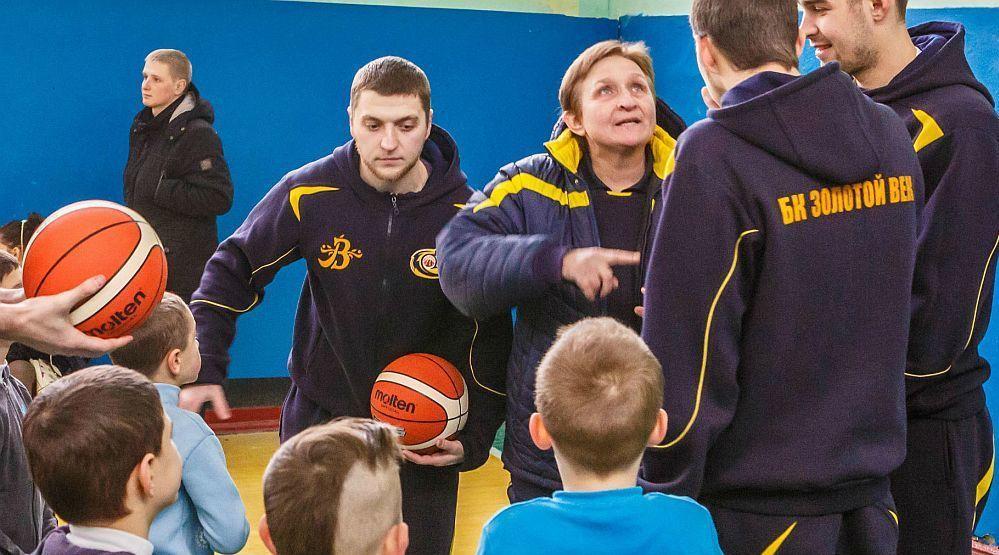 Людмила Сиділо: баскетбольний клопіт мене зовсім не втомлює