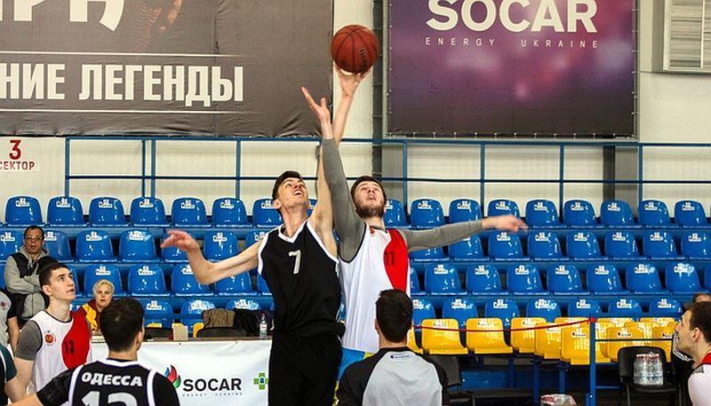 Зіграно матчі обласного етапу СБЛУ Таскомбанк у Одесі