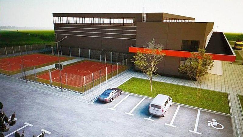 Черкаси отримають новий Палац спорту