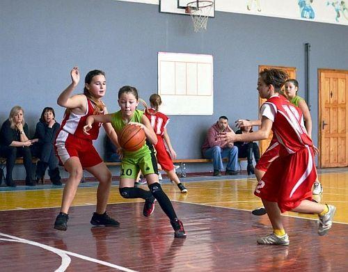 ВЮБЛ (дівчата-2006): у Мамаївцях найкращий Нововолинськ