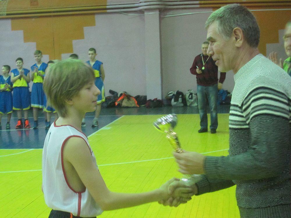 Юнацький турнір у Кривому Розі: на кону смаколики!