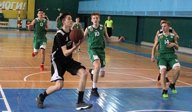 ВЮБЛ (юнаки-2002): 23 матчі у Києві та Черкасах