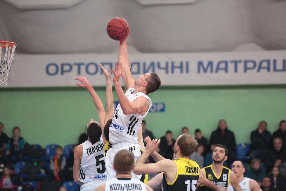 Черкаські Мавпи - БІПА-Одеса: фото з матчу