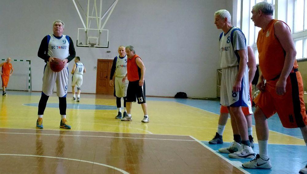 Ветерани у Житомирі: 16-й турнір ім. С. Корольова