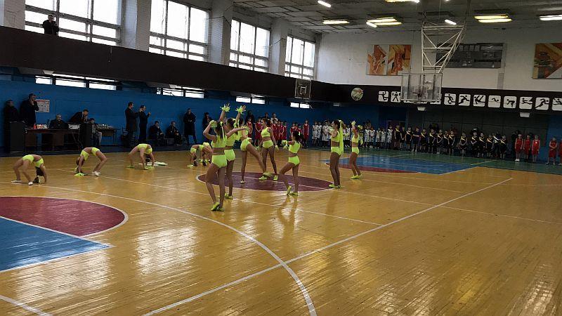 У Дніпрі пройшов Фестиваль міні-баскетболу