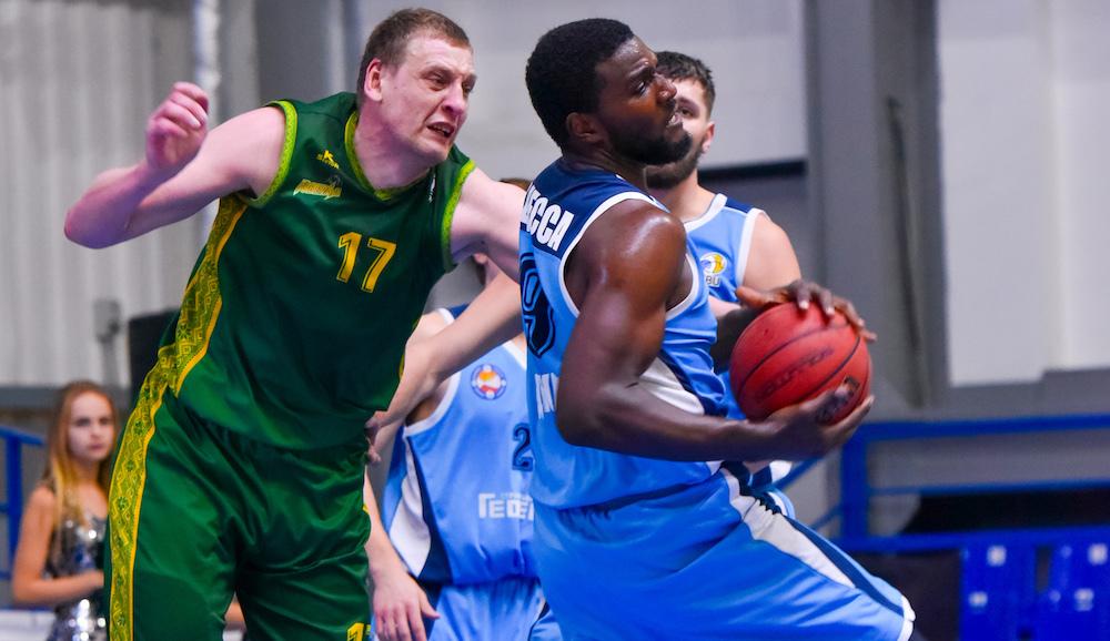 Динамо-Одеса реваншувалося у другій грі проти Говерли