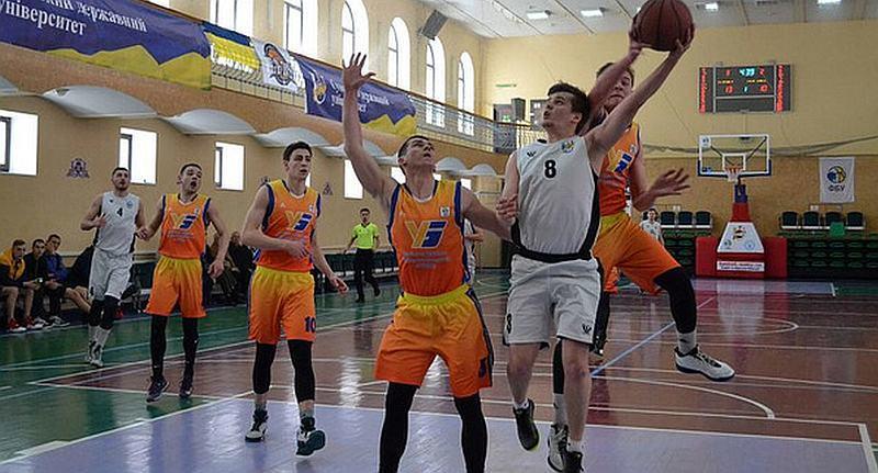 Зіграно матчі етапу СБЛУ Таскомбанк у Дніпрі