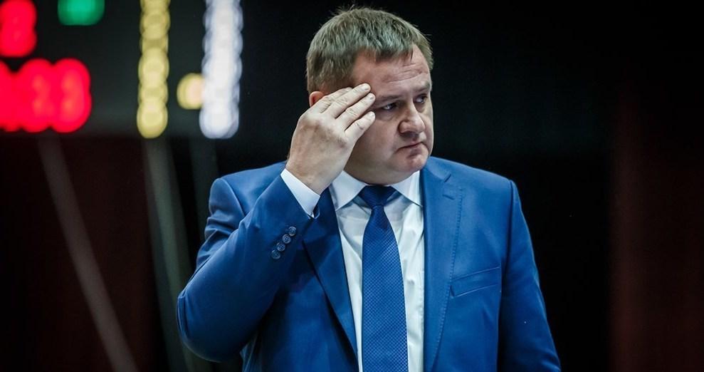 Підсумкове інтерв'ю року головного тренера чоловічої збірної України Євгена Мурзіна